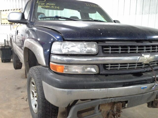 used 2000 chevrolet truck silverado 1500 pickup cooling and heati. Black Bedroom Furniture Sets. Home Design Ideas