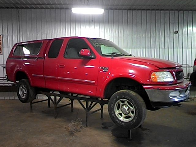 1997 ford truck ford f150 pickup front body radiator core support 109 6-98,5.4L,AT4,4WD,XLT
