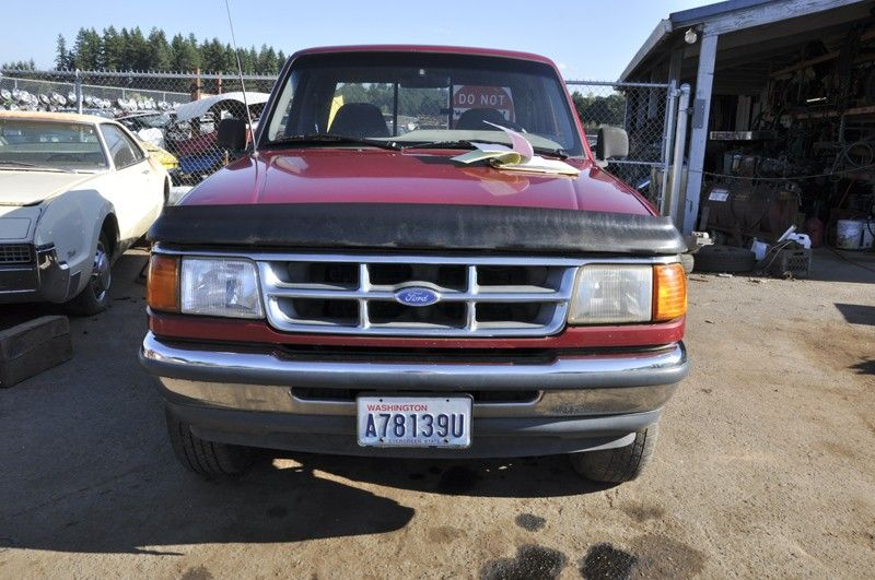 1990 ford truck bronco-ii suspension-steering bronco ii steering column |  238 GRAY,5SPD,DELAY,w/KEY