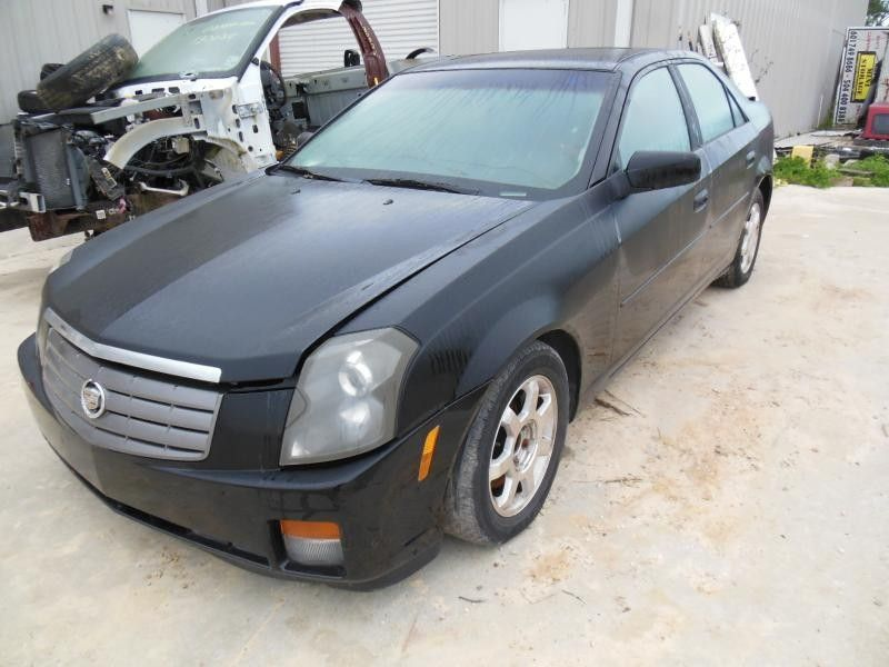 2003 cadillac cts suspension-steering cts spindle knuckle front 515 3.2