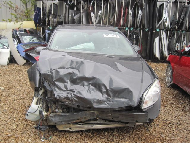 2006 chevrolet impala rear-body impala quarter panel assembly |  160 Grey(637R*) LS