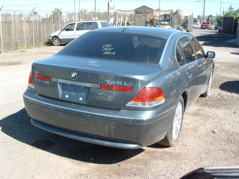 used 2002 bmw 745i wiper transmission 745i wiper. Black Bedroom Furniture Sets. Home Design Ideas