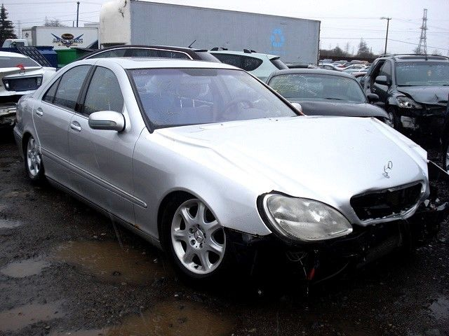 2002 mercedes benz sl500 engine accessories exhaust for Mercedes benz s500 parts
