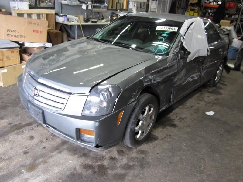 2003 cadillac cts suspension-steering cts spindle knuckle  front |  515 RWD,10-03
