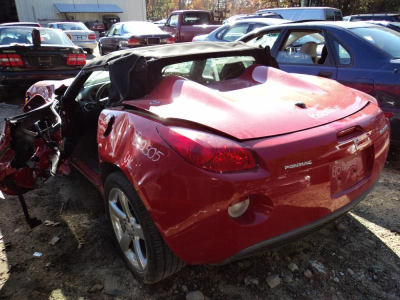 2006 pontiac solstice front body solstice headlamp assembly used auto parts hollanderparts. Black Bedroom Furniture Sets. Home Design Ideas