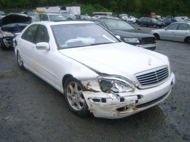2000 mercedes benz s500 rear body decklid tailgate 220 for Mercedes benz manhattan parts