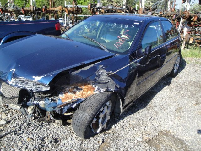 2003 cadillac cts suspension-steering cts spindle knuckle  front |  515 11-03,ABS IN CAR
