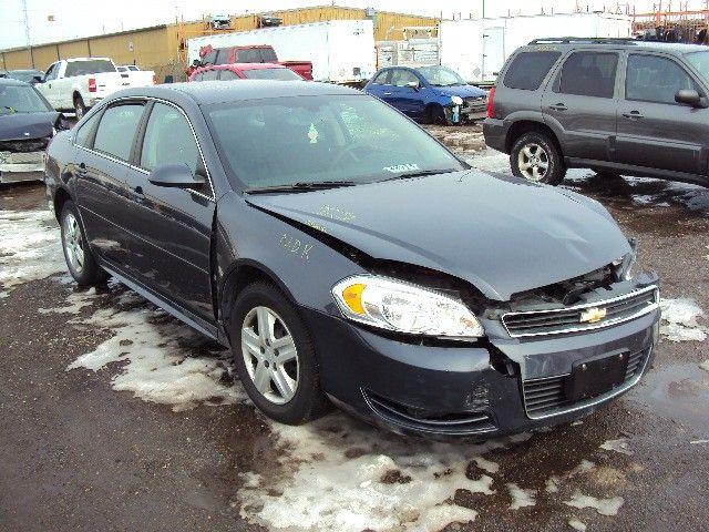 2006 chevrolet impala rear-body impala quarter panel assembly |  160 RH,GRY,4DR,6D1,5P1