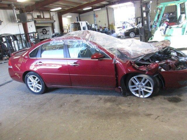 2006 chevrolet impala rear-body impala quarter panel assembly |  160 RH,MRN,5K2