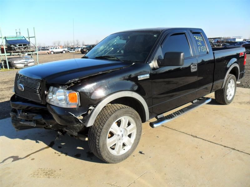 Used Ford Parts : Body ford part truck used