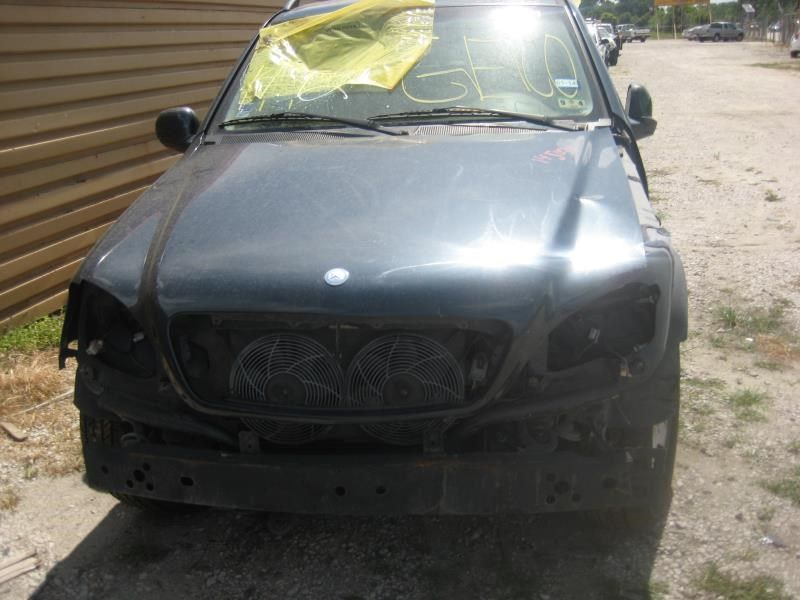 2000 mercedes-benz ml320 front body bumper reinforcement  front 163 type   ml320 and ml430 and ml55  107 GREEN
