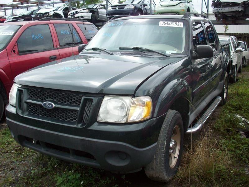 2001 ford explorer suspension-steering explorer spindle knuckle  front |  515 ABS