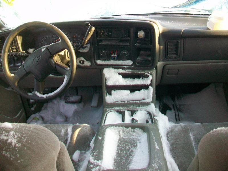 Used 2005 chevrolet truck suburban 2500 interior dash panel custo for Chevrolet suburban interior parts