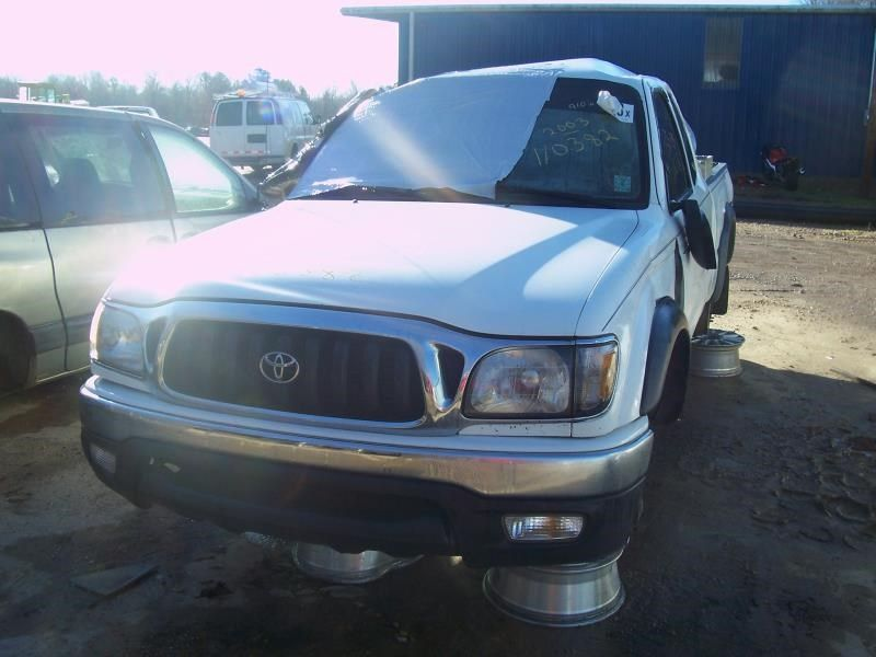 2002 toyota tacoma electrical chassis control module air bag   floor under ctr dash  591 SR5,V6,ATOD,4X4