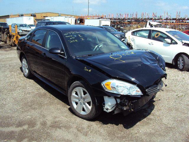 2006 chevrolet impala rear-body impala quarter panel assembly |  160 RH,BLK,4DR,2P1