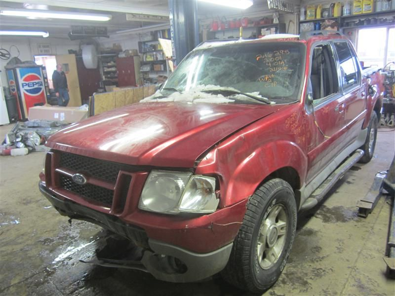 2001 ford explorer suspension-steering explorer spindle knuckle  front |  515 4DR,4.0,SPRT TRAC,4X2