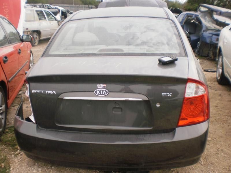 2006 kia spectra5 lights headlamp assembly right sdn  4 dr   ex  r  114 4DR,BASE