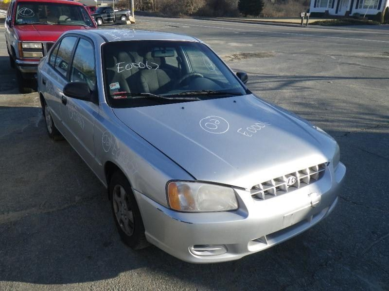 2000 hyundai accent engine accent engine assembly |  300 AUT,03/00,EFI,FWD,RUNS