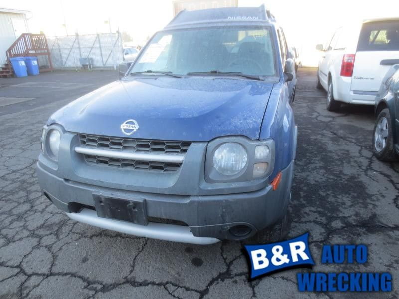 2000 nissan xterra air and fuel air flow meter 6 cyl |  336 3.3,4AT,4X4