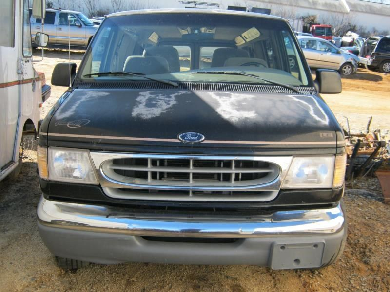 Used 1998 Ford Truck Ford E450sd Van Lights Headlamp ...