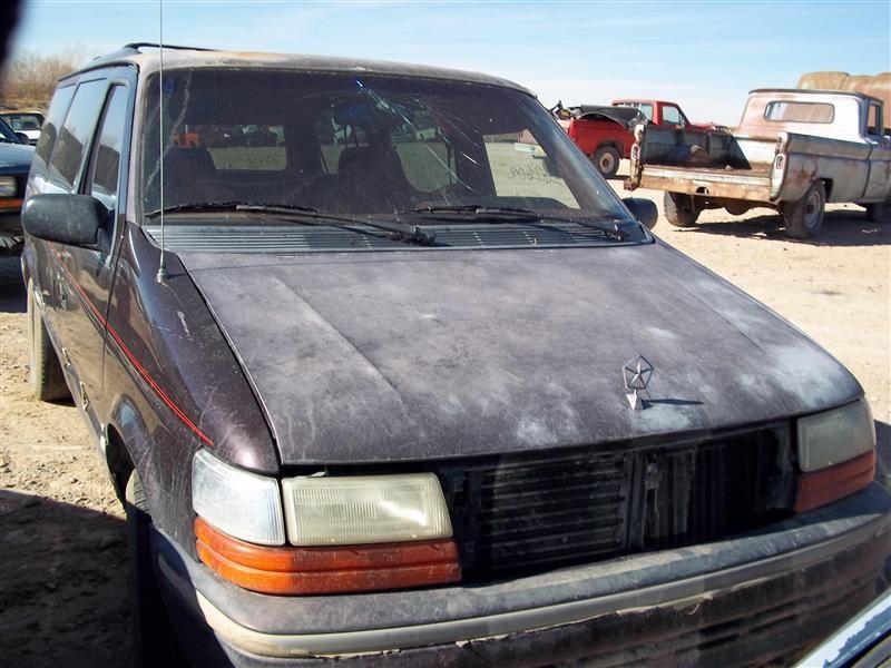 used 1992 dodge truck dakota engine air cleaner 4 cyl part. Black Bedroom Furniture Sets. Home Design Ideas