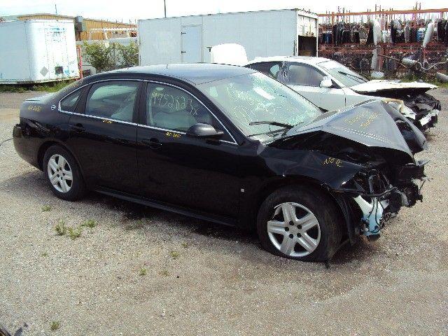 2006 chevrolet impala rear-body impala quarter panel assembly |  160 RH,BLK,4DR,6P1
