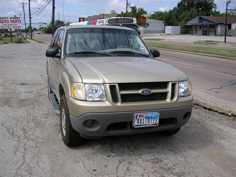 2001 ford explorer suspension-steering explorer spindle knuckle  front |  515 4.0,RWD,XLT