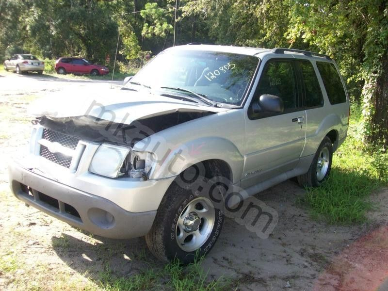 2001 ford explorer suspension-steering explorer spindle knuckle  front |  515 10-01,COL,ABS