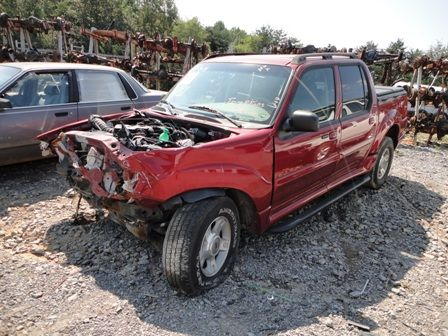 2001 ford explorer suspension-steering explorer spindle knuckle  front |  515 09-03,2WD,ABS