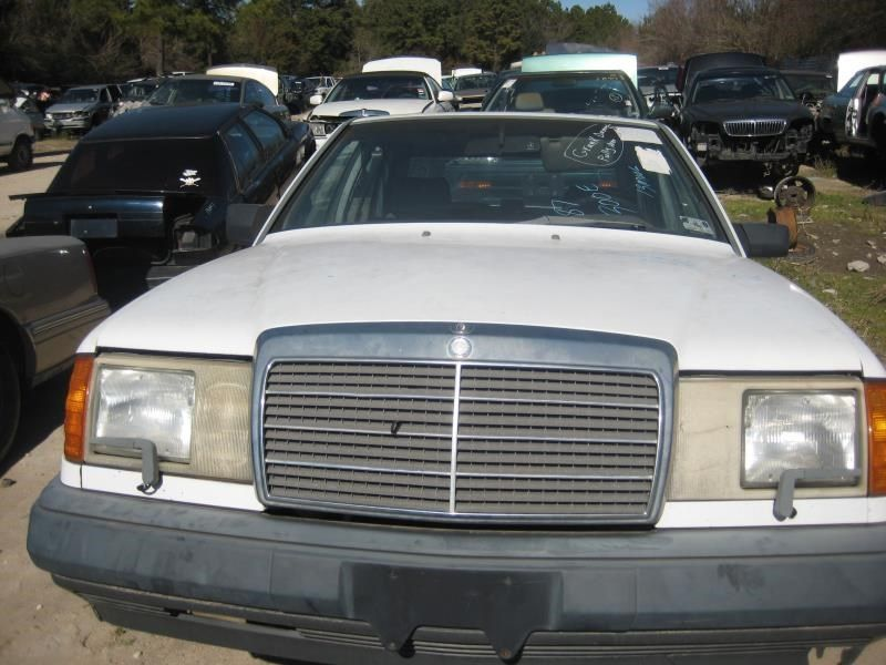 Used 1991 Mercedes Benz Mercedes 300e Glass And Mirrors