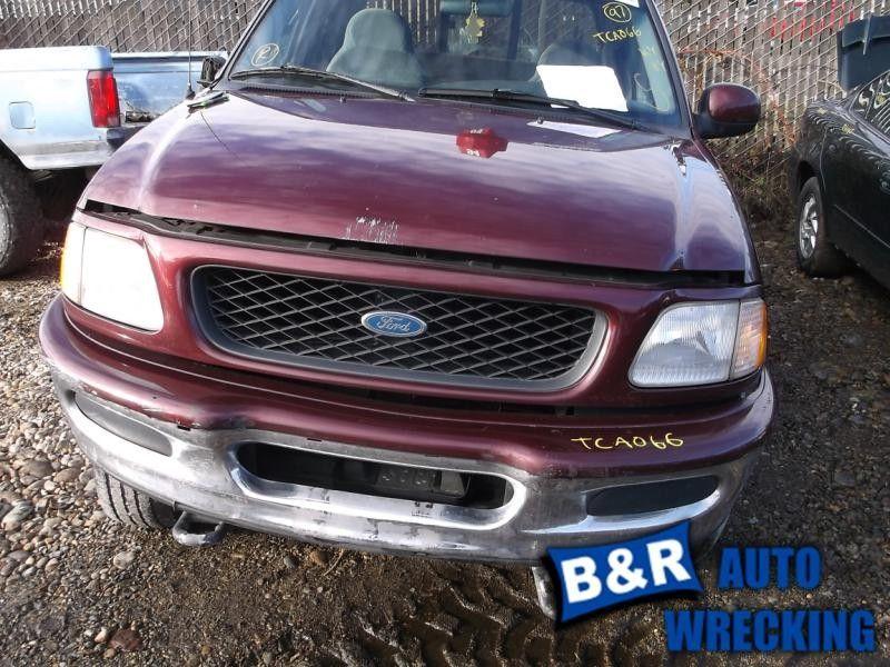 1997 ford truck ford f150 pickup engine accessories starter motor 8 280  4 6l   id f7uu 11000 aa |  604 5.4,4AT