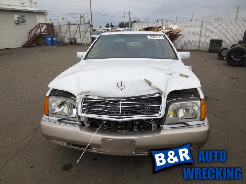 1998 mercedes-benz s500sel suspension-steering independent rear suspension assembly left 140 type  w o crossmember; s320 and s420 and s500 and s600 |  475 4DR,5.0,4AT