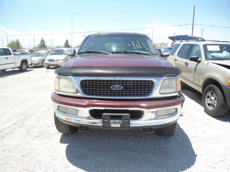 1997 ford truck ford f150 pickup engine accessories starter motor 8 280  4 6l   id f7uu 11000 aa |  604 4.6,4AT