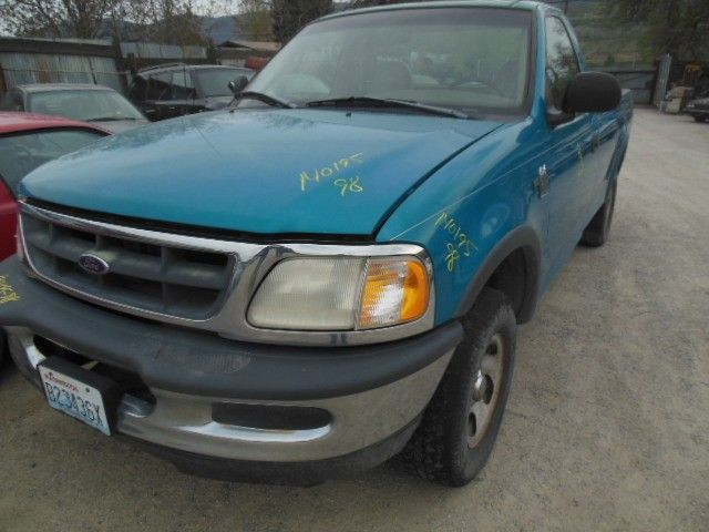 1997 ford truck ford f150 pickup front body radiator core support |  109 BLU,2PU,4.6L,AT,AC