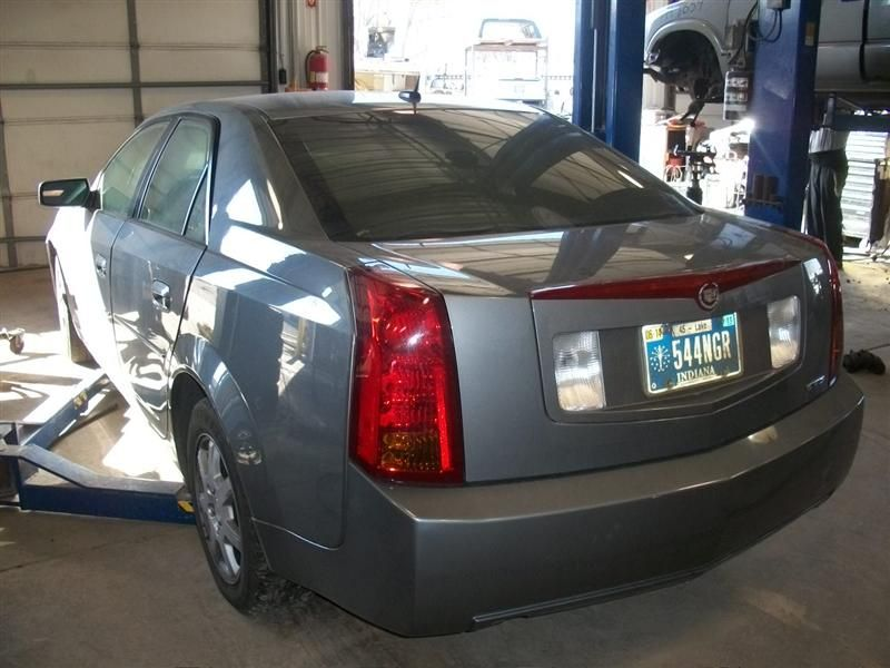 2003 cadillac cts suspension-steering cts spindle knuckle  front |  515 RH FRT WHUB WABS