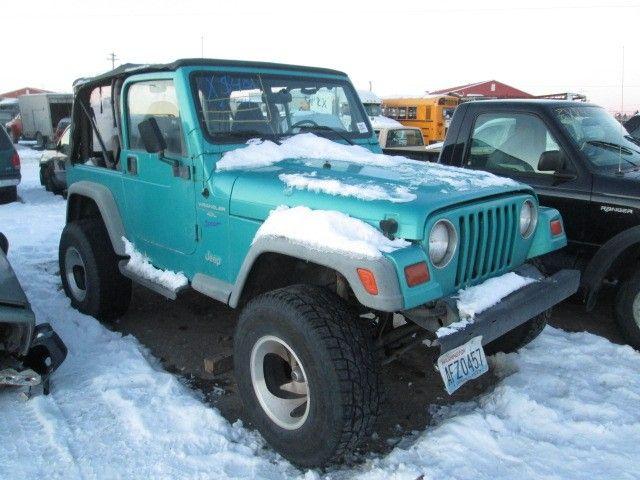 1997 jeep wrangler interior dash panel lhd |  251 GRY,BAG REMVD