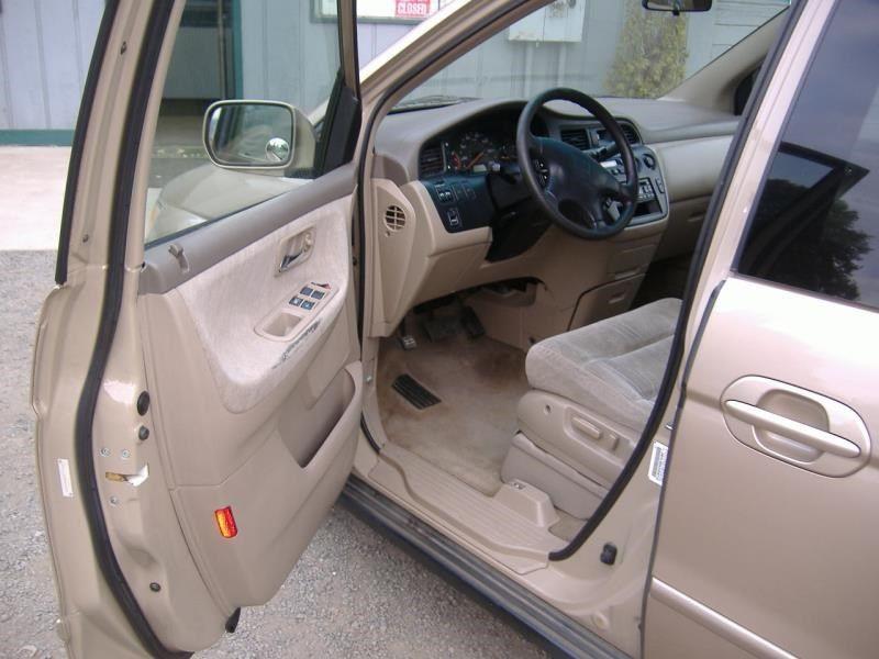 Used 1999 Honda Odyssey Interior Odyssey Speedometer Head Cluster