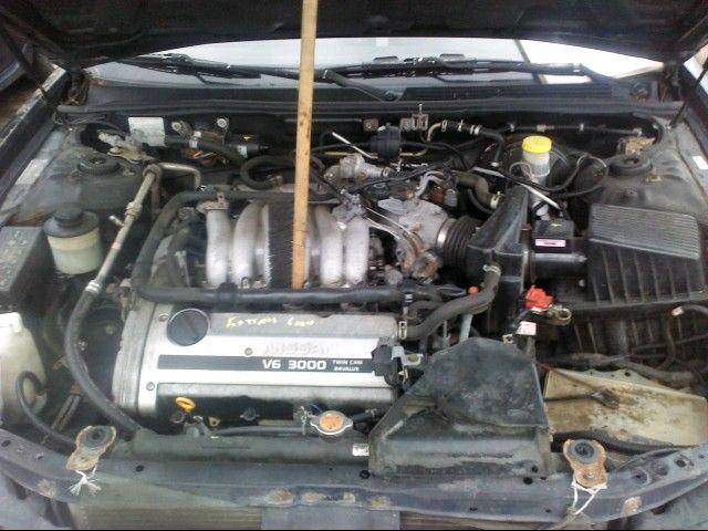 1997 Nissan Maxima Engine Accessories Ac
