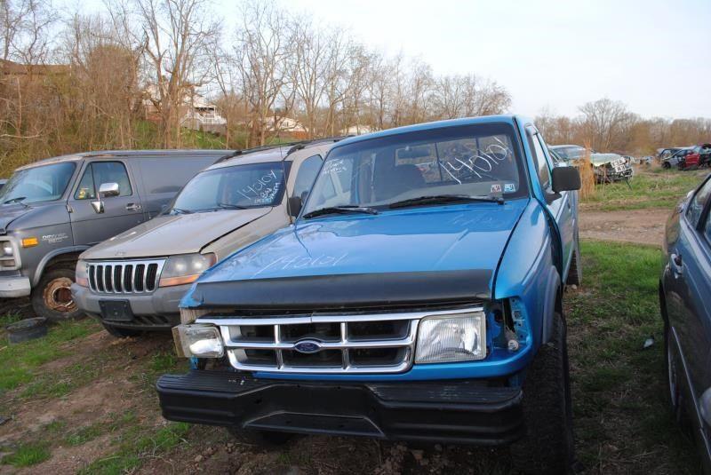 1990 ford truck bronco-ii suspension-steering bronco ii steering column |  238