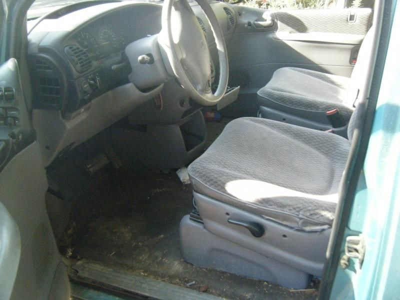 1998 Dodge Truck Caravan Interior 251 Dash Panel 251 00588 Dash P