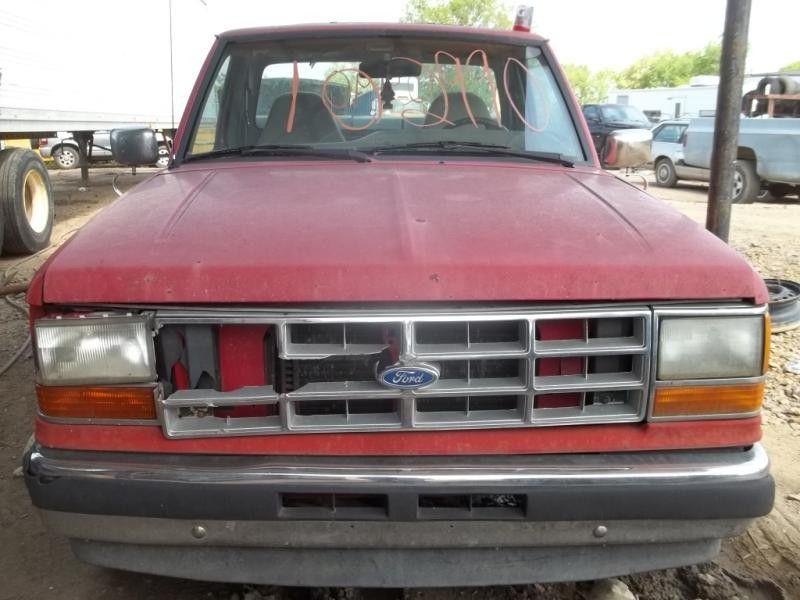 1990 ford truck bronco-ii suspension-steering bronco ii steering column |  238 GRY,D,5SP,D,W/KEY