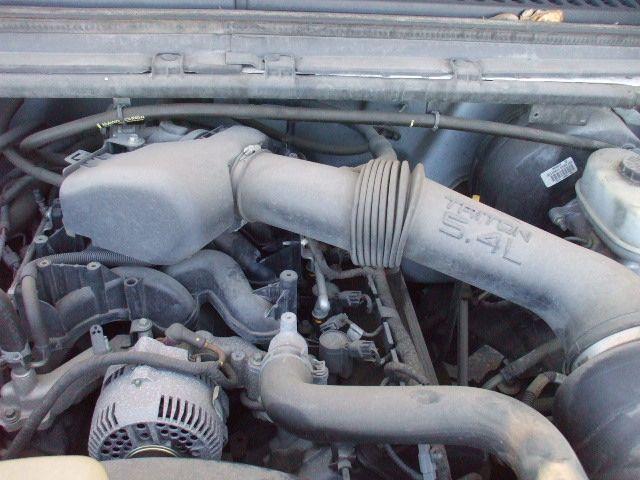 2005 Ford Excursion Interior Speedometer Head Cluster Cluster Mph Gasoline Thru 10 31 05
