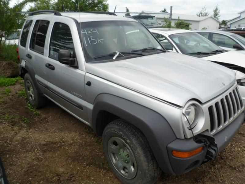 Used 2004 jeep liberty front body hood hood part 176209 2004 jeep liberty interior accessories