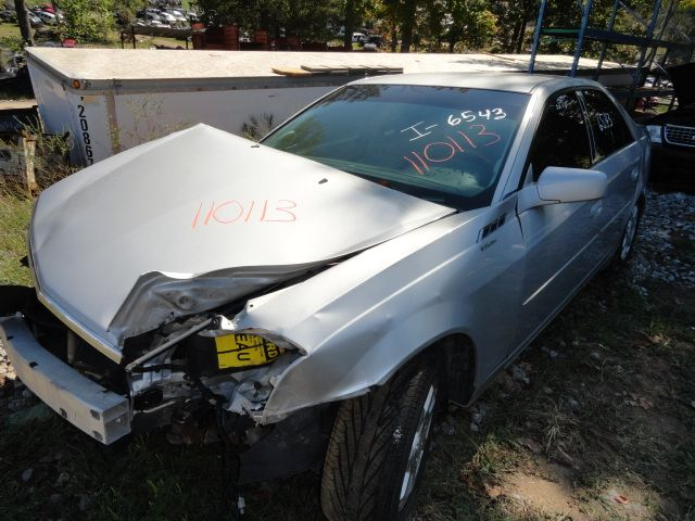 2003 cadillac cts suspension-steering cts spindle knuckle  front |  515 06-02,RWD,ABS