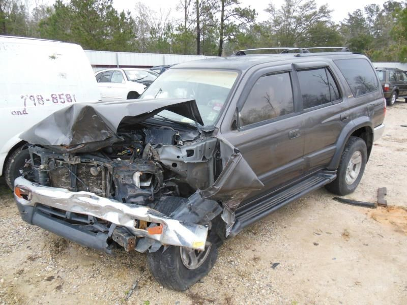 1998 Toyota 4runner Interior Speedometer Head Cluster Mph Cluster 6 Cyl At Used Auto Parts