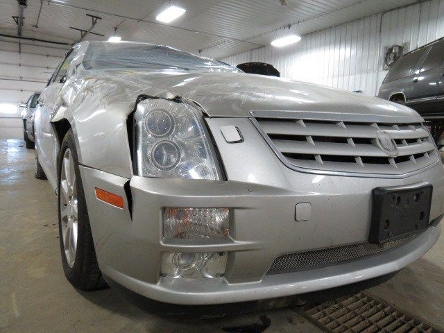 2003 cadillac cts suspension-steering stub axle knuckle  rear right r  490 4DR,12-04,AT5,AWD