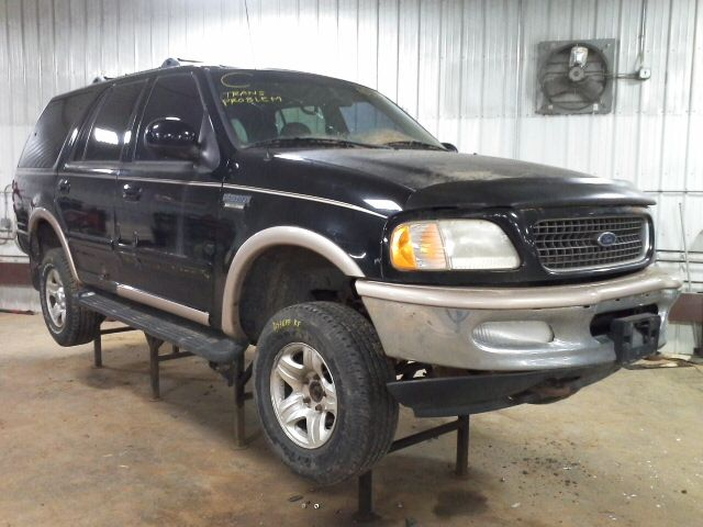1997 ford truck ford f150 pickup front body radiator core support    109 2-98,4.6L,AT4,4WD,UPPER RAD PANEL