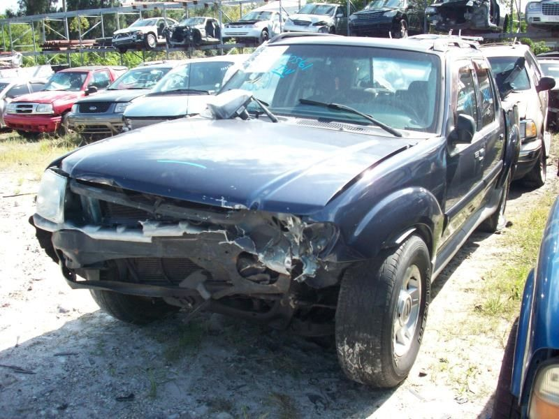 2001 ford explorer suspension-steering explorer spindle knuckle  front |  515 ABS