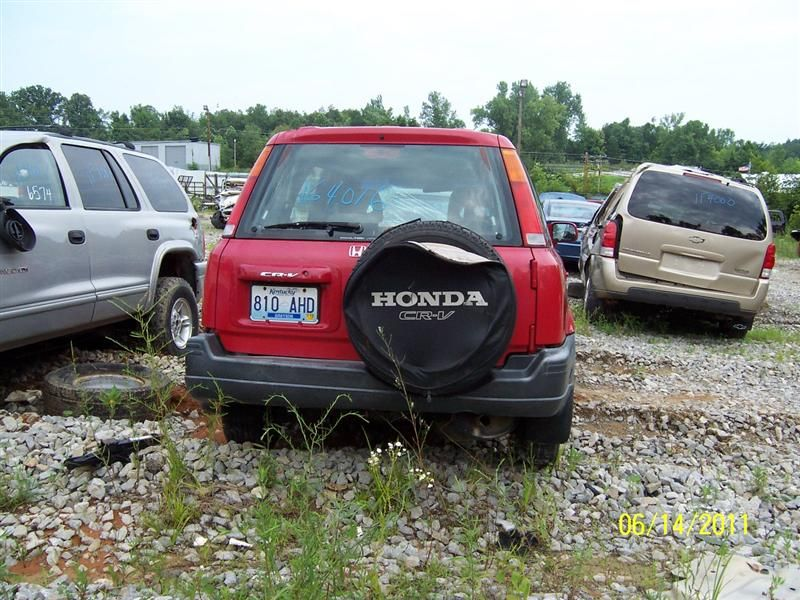 Used 2001 Honda Crv Rear Body Quarter Panel Assembly Left L Part