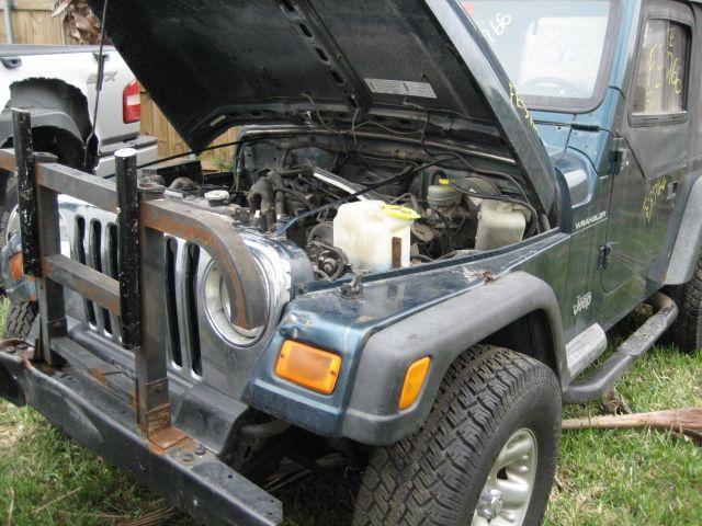 1997 jeep wrangler interior dash panel lhd 251 AC,GRY,BASE